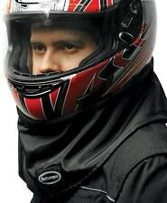 Helmet Wind Skirt Fleece Lined Motorcycle Snowmobile -(Schampa) HLMSKRT01