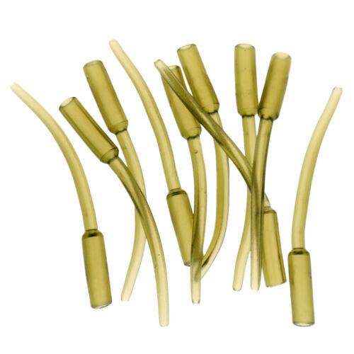 Moule en plastique mou de 60mm insérez le poids en plomb de pêche de carpe