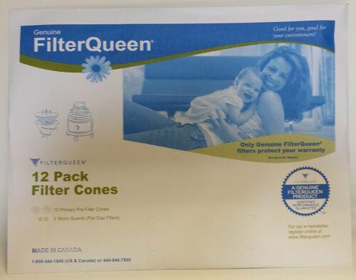 Filter Queen Filter Cones 12 Pack