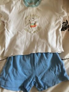 Logique Garçons Pyjama Âge 9-12 Mois-afficher Le Titre D'origine Brillant En Couleur