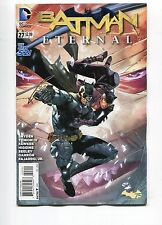 BATMAN ETERNAL #27 - JASON FABOK COVER - SCOTT SNYDER STORY - 2014