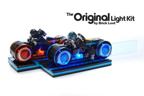 LED Lighting kit fits LEGO ® Tron Legacy 21314