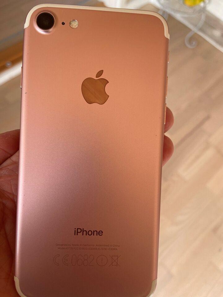 iPhone 7, 32 GB, pink