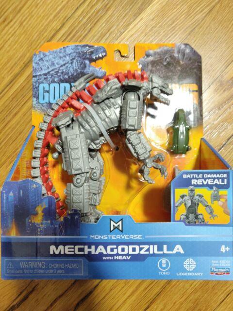 """Godzilla VS Kong MECHAGODZILLA WITH HEAV 6"""" Figure MONSTERVERSE"""