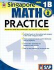 Singapore Math Practice Level 1b Grade 2 0768240018