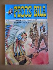 PECOS BILL Albo d'oro Williams II serie n. 15 1972 (ultimo) [G504]