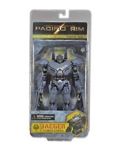 Neca Pacific Rim Figurine deluxe de 7 po, Essential Jaegers Striker Eureka