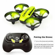 CW10 Mini RC Drone Wifi FPV RC Quadcopter Altitude Hold Mode w HD Camera Green