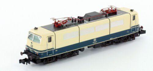 Hobbytrain Locomotiva elettrica BR 181 001 DB crema-blu 2881 NEU