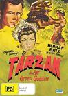 Tarzan Jungle Tales - Tarzan & The Green Goddess (DVD, 2009)