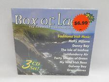 BOX OF LUCK ''NEW'' 3 CD set TRADITIONAL IRISH MUSIC