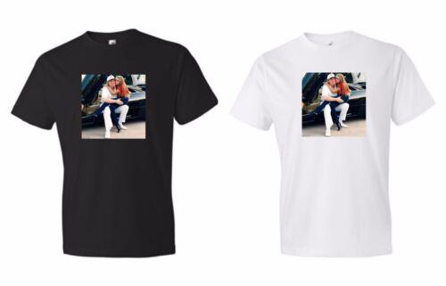 Donald and Ivanka Trump in Lamborghini T-Shirt TRUMP Next Level Brand