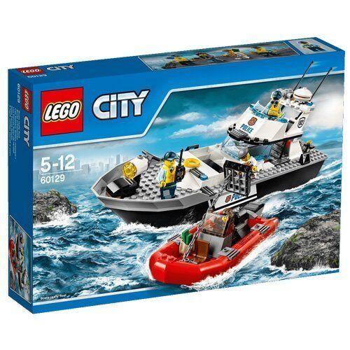 Lego 60129 60129 60129 - Barco Patrulla de la Policía - NUEVO 5b17e5