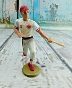 "Vintage 1989 Chris Sabo Baseball Figure Cincinnati Baseball 3-1/2"""