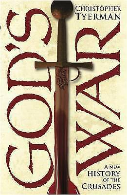 1 of 1 - Gods War - A New History of the Crusades,-ExLibrary