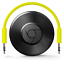 Google-Chromecast-Audio-Musik-Streaming-uber-App-Aux-Wlan-Schwarz-Refurbished miniatura 1