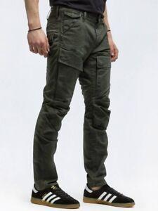 Fabriksnye G-Star Raw Faded Men's 5620 Air Defense 3D Slim Fit Cargo Pant TJ-39