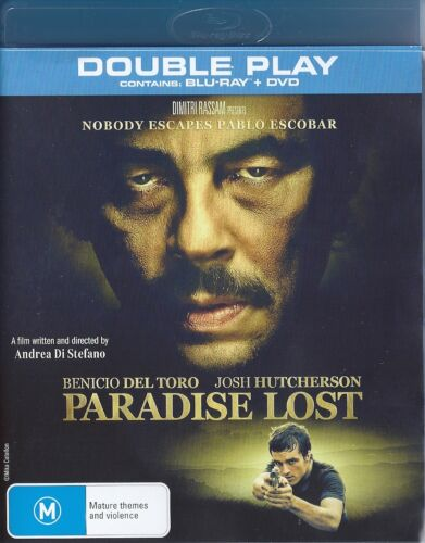 1 of 1 - Paradise Lost (Blu-ray ONLY, 2015)