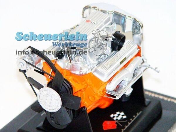 Modello motore v8 CORVETTE l84 auto motore modello stand modello personaggio ENGINE  22