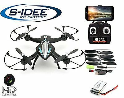 2016 Neuheit Quadrocopter S1 Wifi Drohne FPV HD Kamera  Coming Home Funktion