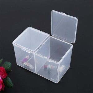 Wipe-Pad-Rack-Cosmetic-Organizer-Nail-Towel-Box-Storage-Box-Swab-Container