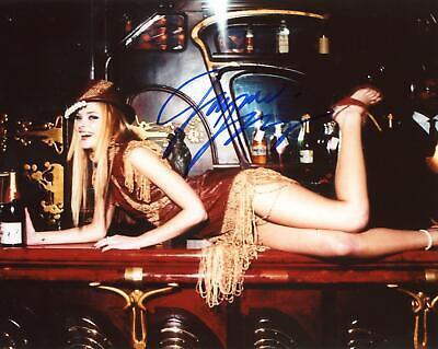 100% Kwaliteit Jaime King Autograph Signed 8x10 Photo B Acoa
