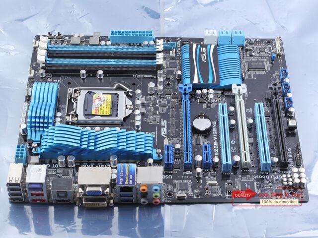 100% tested ASUS P8Z68-V/GEN3 Socket LGA 1155 DDR3 Intel Z68 Motherboard USB 3.0