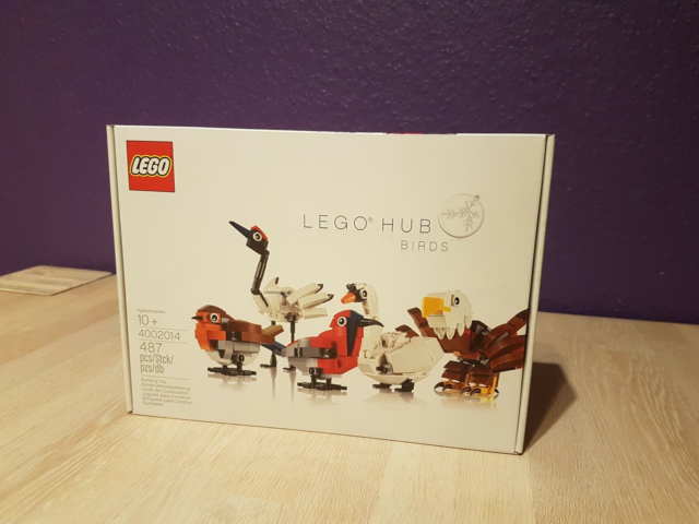 Lego andet, 4002014