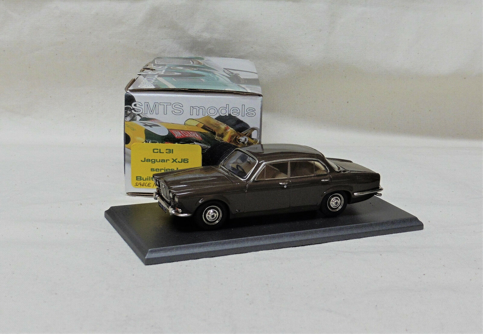 1 43 CL31 JAGUAR XJ6 SERIES 1 Sir William Lyons personal car BY SMTS
