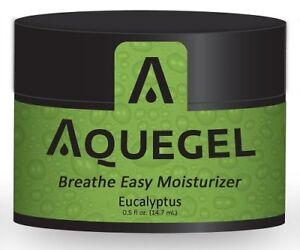 Aquegel Breathe Easy Moisturizer W Eucalyptus 0 5oz