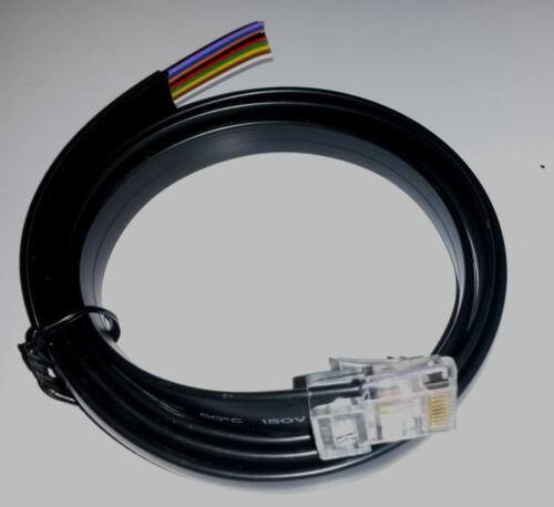 RJ45//48 RJ50 10 PIN CABLE FOR ADAM 4570//4570L SERIAL DEVICE SERVER UNIT
