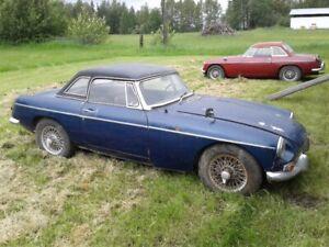 1967 MGB Project car