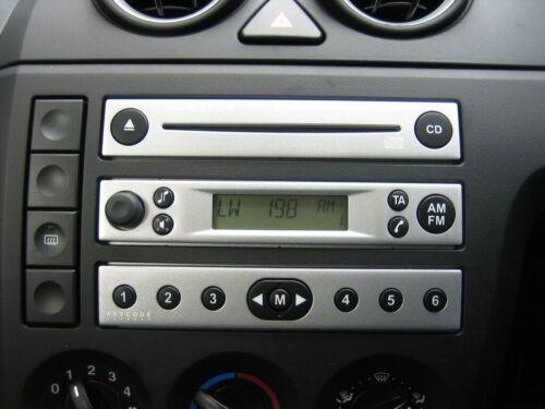 AERIAL ADAPTOR CT24FD07 FORD FUSION 2005-2007 CD RADIO STEREO FASCIA FACIA