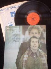 Simon And Garfunkel - Bridge Over Troubled Water Vinyl LP CBS 63699 (1970)