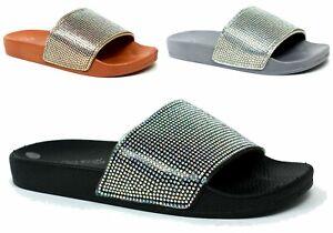 open toe mule slippers ladies uk