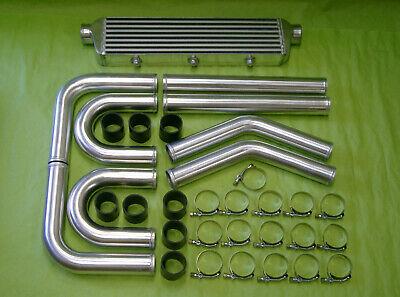"Burstflow Universal Ladeluftkühler LLK 450x230x65 mm 2/"" Zoll 63 mm Tuning Turbo"