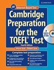 Cambridge Preparation for the TOEFL Test by Jolene Gear (2006, CD-ROM / Paperback, Revised)