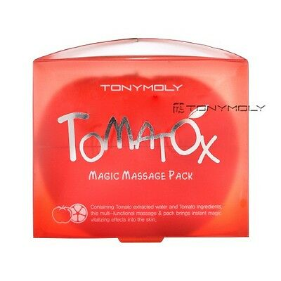 [TONYMOLY] Tomatox Magic Massage Pack 80g Instant Whitening Brightening