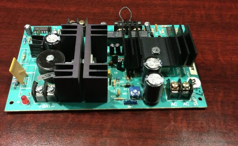 Altronix SMP7PM 12VDC or 24VDC Supervised Power Supply AL600ULW