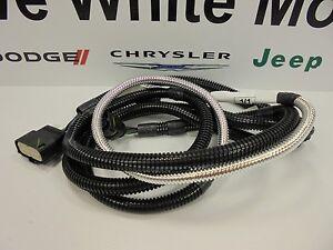chrysler dodge jeep ram new o2 oxygen sensor jumper wiring. Black Bedroom Furniture Sets. Home Design Ideas