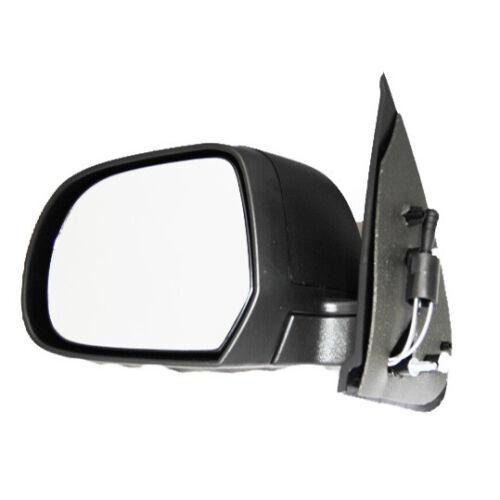 Chauffé Nissan Micra Aile Miroir Unit LHS, 2011 To 2017