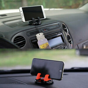 360-Degree-Rotate-Car-Cell-Phone-Holder-Sticking-Universal-Stand-Mount-BrackeJ7