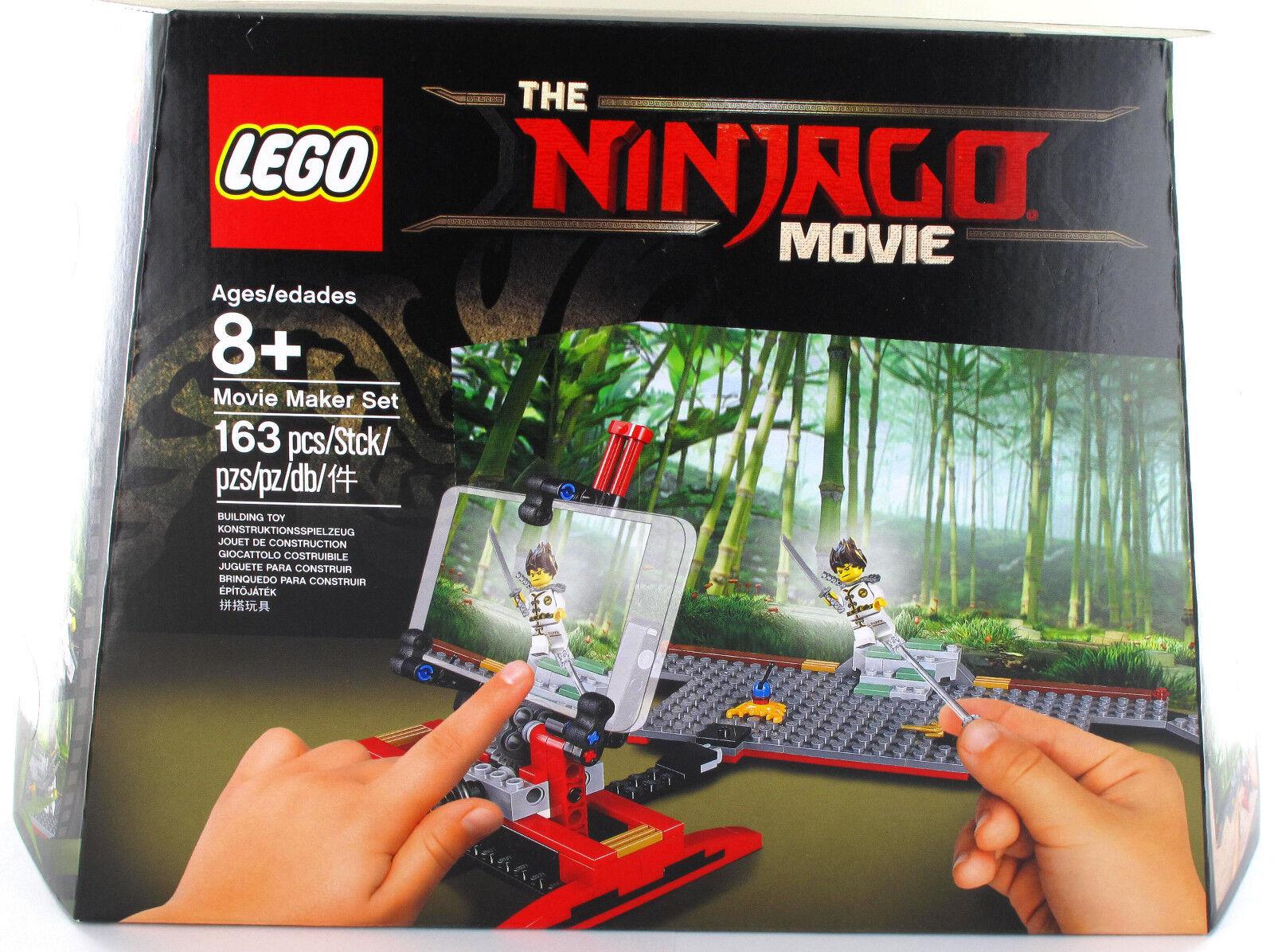Lego Ninjago Movie 853702 Movie Maker set, nuevo