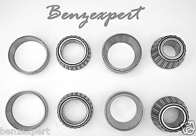 Mercedes W164 W251 GL ML R Front Differential Bearings /& Seals Needle Bearing