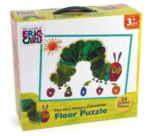 Rainbow Designs The Very Hungry Caterpillar Peg Puzzle