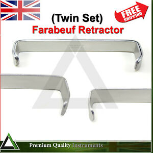 Farabeuf-Retractor-Surgical-Procedures-Tissue-Versatile-Handheld-Instruments
