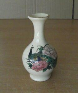 Pequeno-jarron-Satsuma-porcelana-florero-miniatura-vintage-12cm