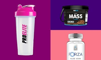 Up to 40% off Sports Supplements