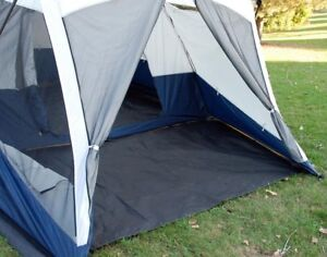 Image is loading NEW-Napier-Footprint-for-SUV-Tent-Made-From- & NEW Napier Footprint for SUV Tent Made From Strong Polyethylene ...