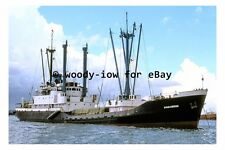 mc4708 - Singapore Cargo Ship - King Horse , built 1955 - photograph